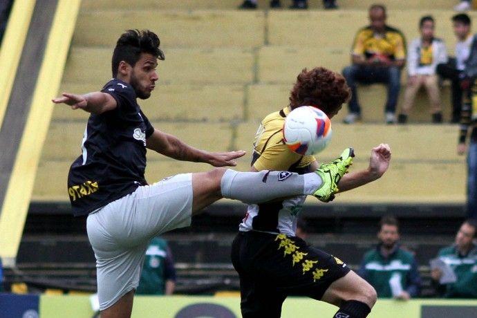 BotafogoDePrimeira: Tigre vence, foge do Z-4 e adia volta do Bota à Sé...