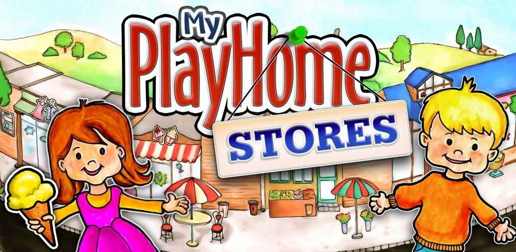 Review My Playhome Stores (best Android apps for kids