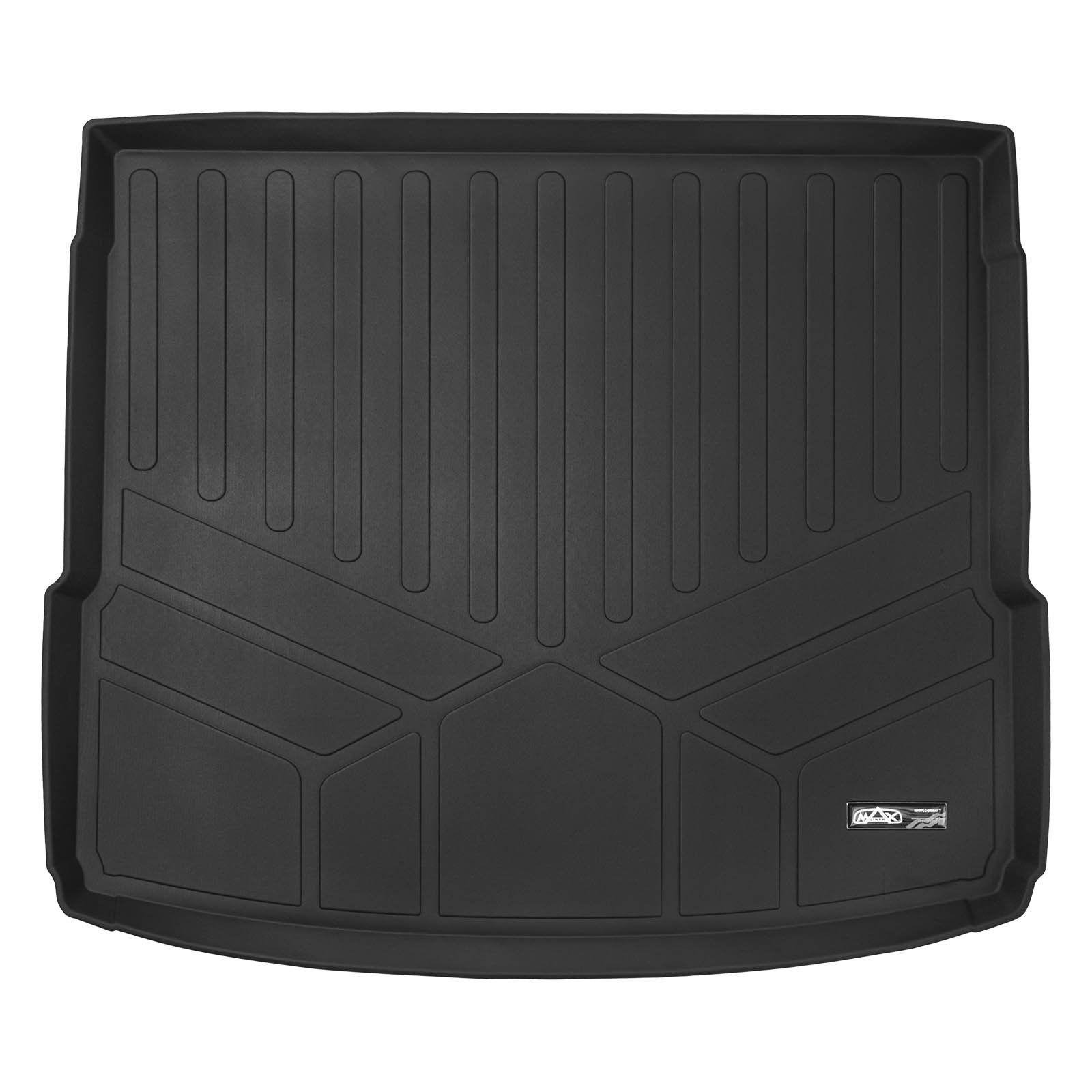 Smartliner All Weather Cargo Liner Floor Mat Black For 2018 Audi