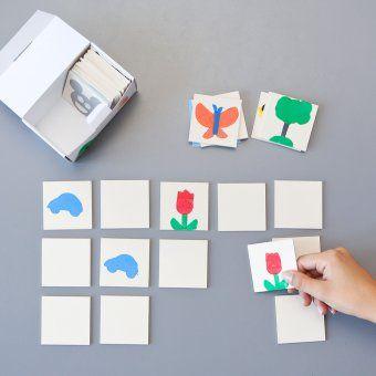 Memospiel DIY Kit   design3000.de