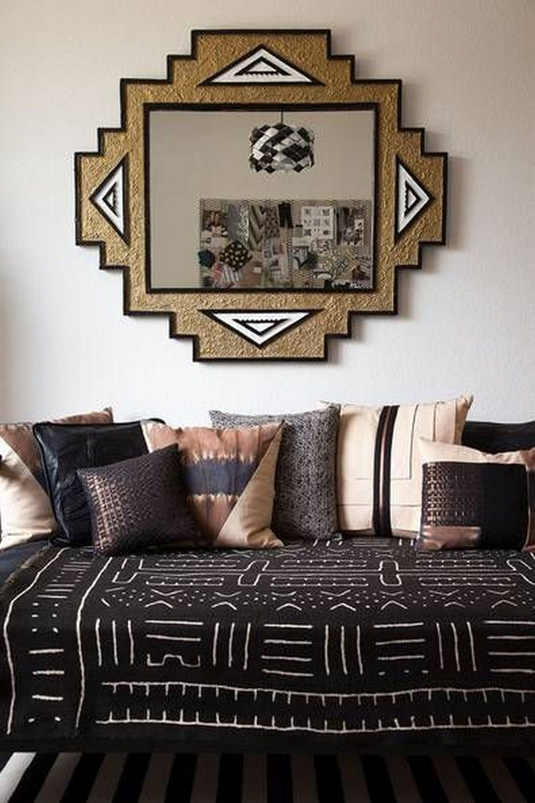 25 New Exotic Dark Boho Room Decor #dunkleinnenräume