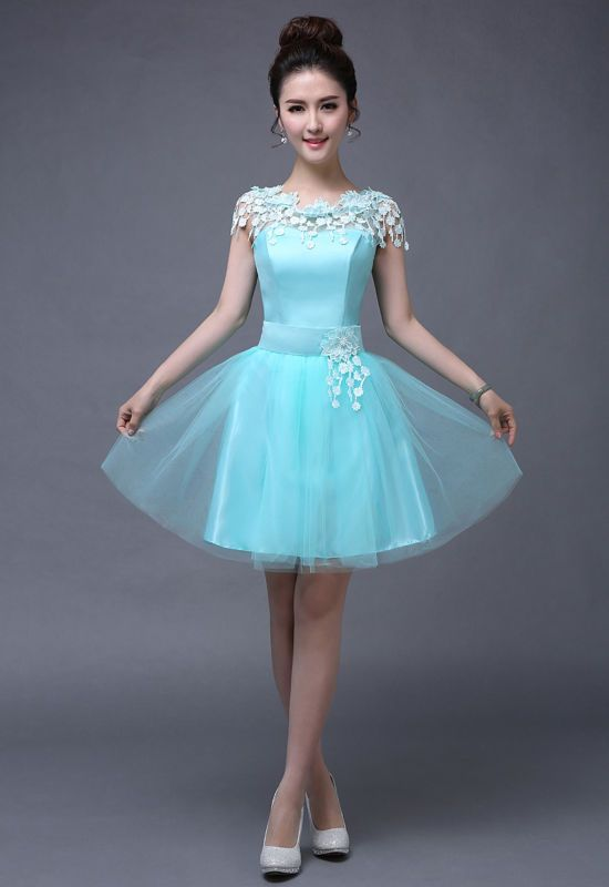Details About Woman Short Bridesmaid Dresses Slim Party