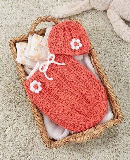40 Trendy crochet baby cocoon #crochetbabycocoon