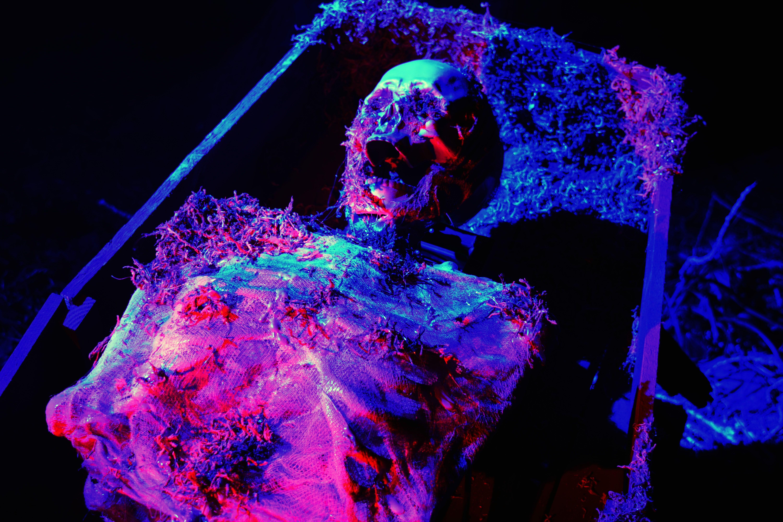 Brent Wilson Planet Doom Haunt Halloween Haunters Hangout