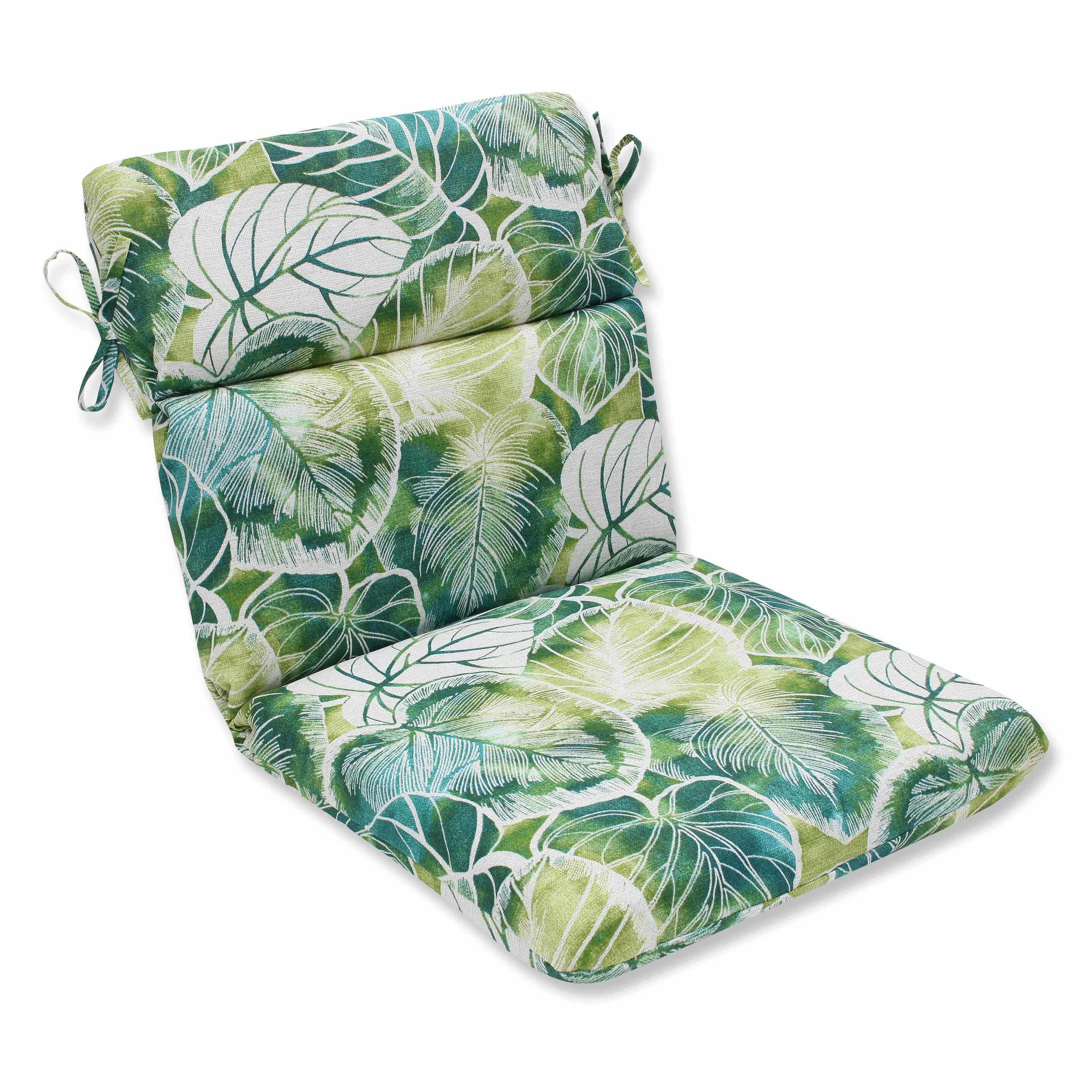 Pillow perfect outdoor indoor key cove lagoon rounded corners chair