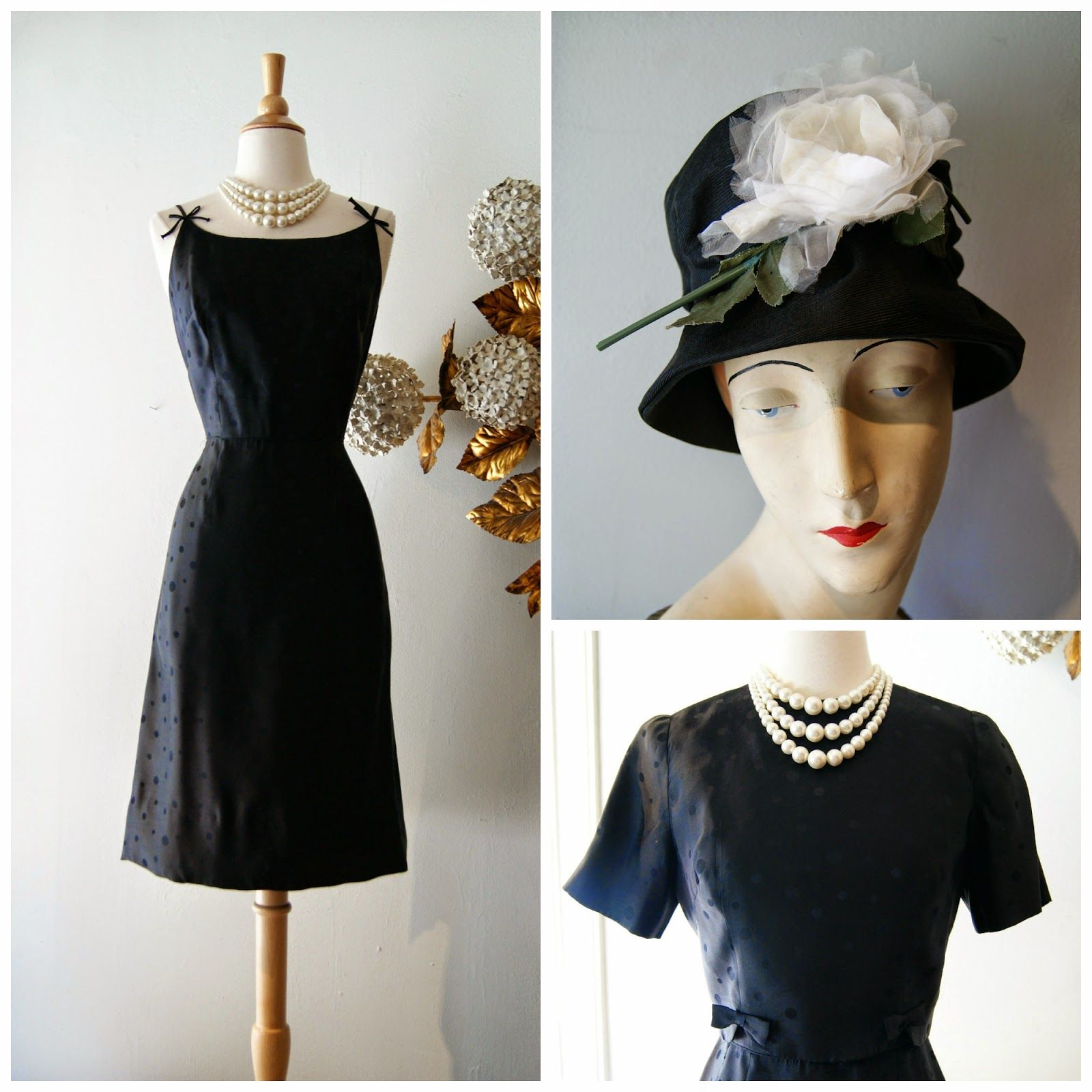 Vintage Clothing Boutique, Vintage Outfits