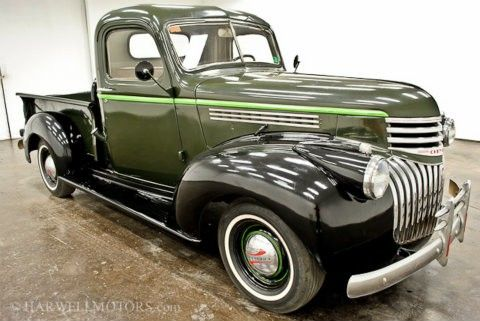 side-step pickup Truck !