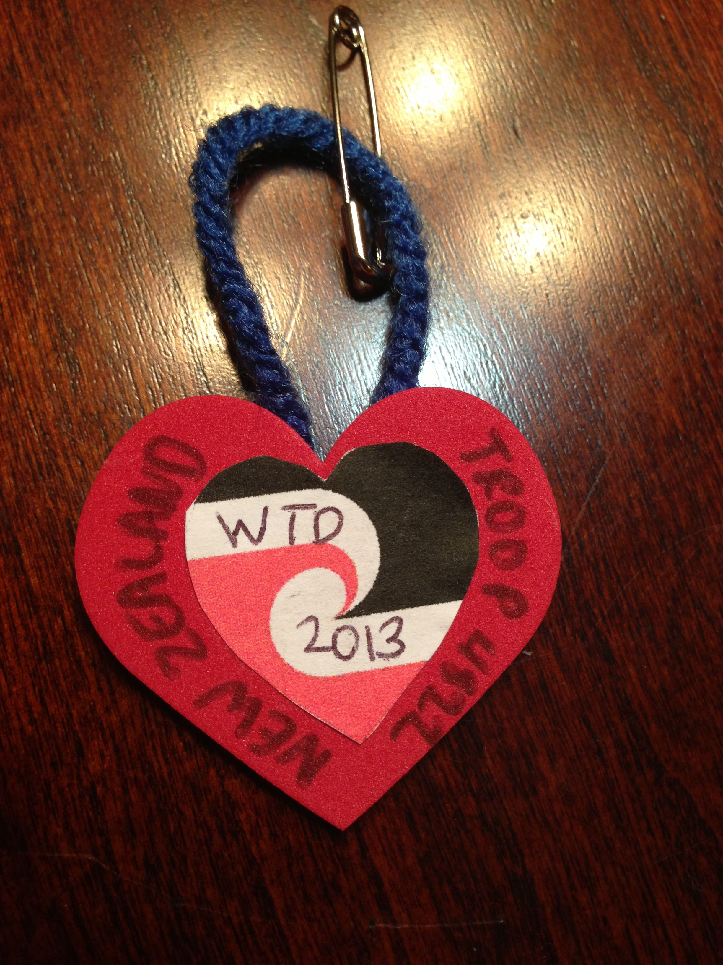 Pin On Camporee Thinking Day Swaps