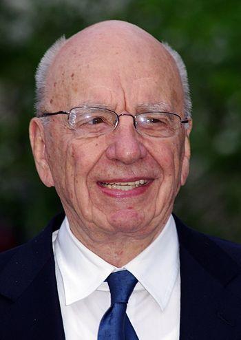 Rupert Murdoch I Could Live With Hilary Tmi Man Com Imagens