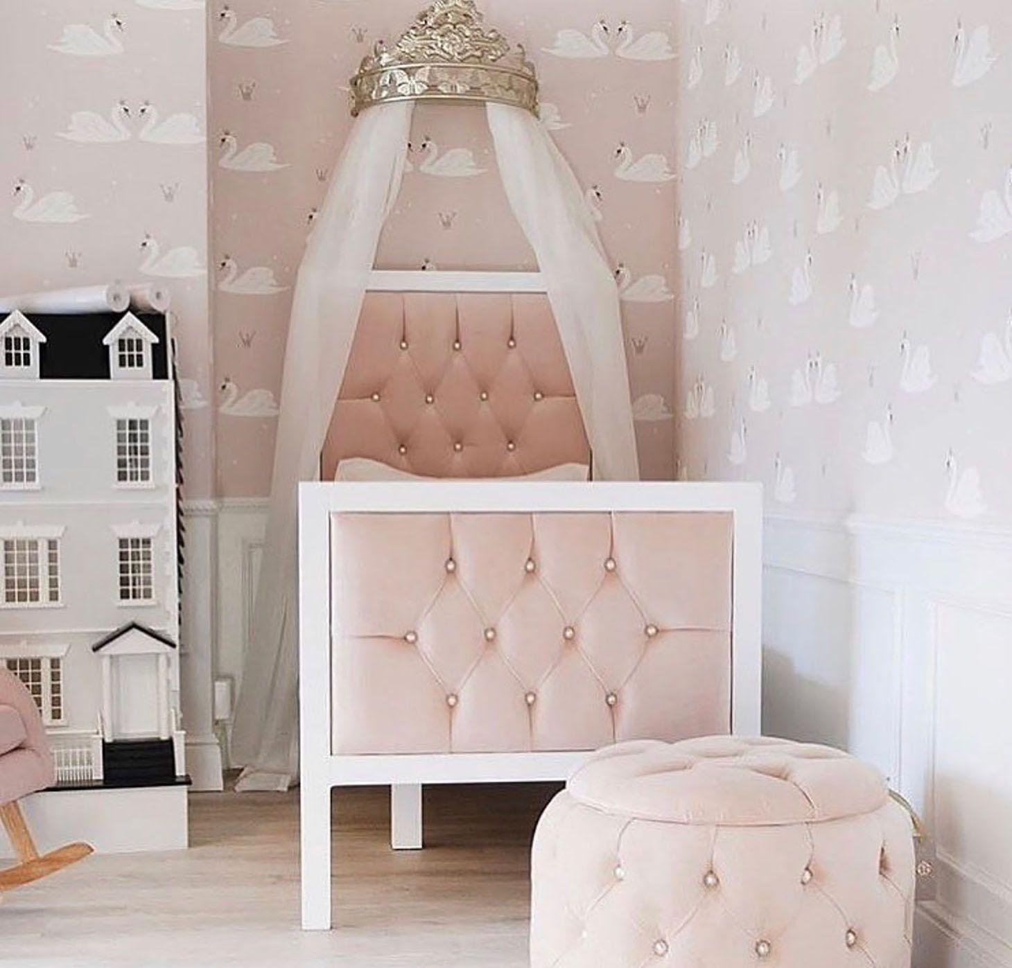 Our Little Girl's Dreamy Nursery Design Inspo Toddler