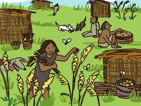 human prehistory 101 part 3 agriculture rocks our world human prehistory 101 part 3 agriculture rocks our world youtube fandeluxe Images