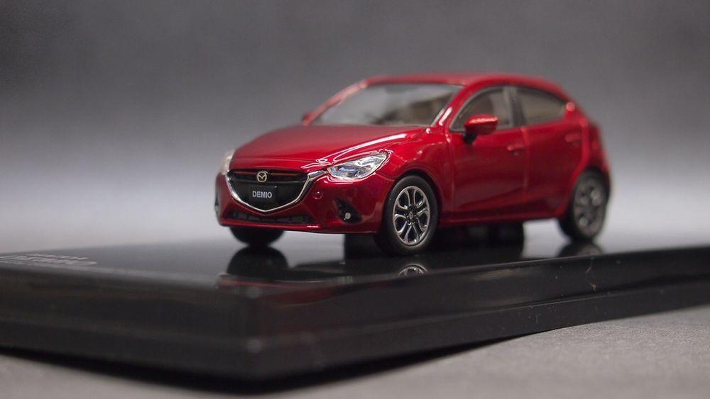 Kyosho Lv 1 64 Oversteer Mazda 2 Mazda Demio 2015 Red New