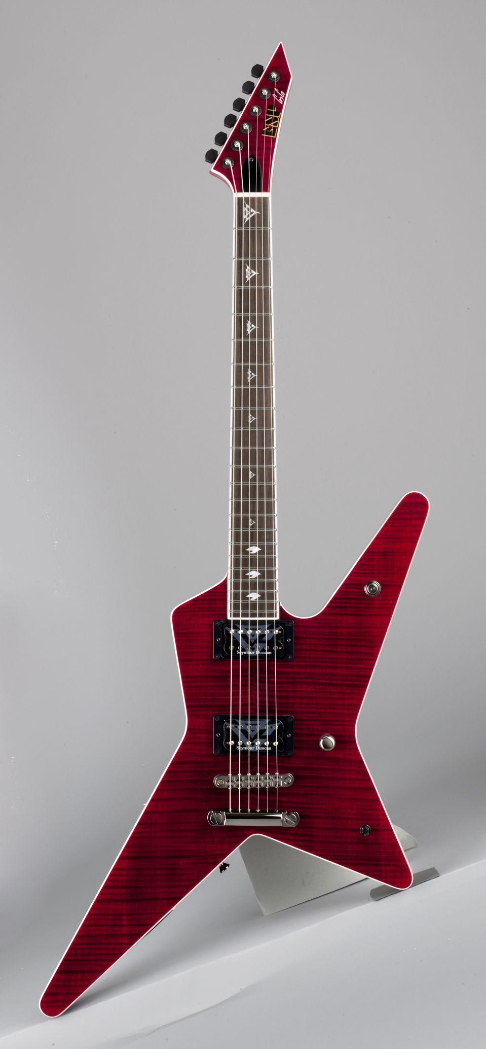 Esp Signature Guitar Good Ol Rock N Roll In 2019
