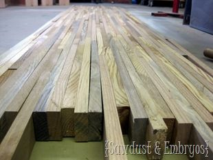 How To Build Butcher Block Countertops Diy Craft Ideas Pinterest
