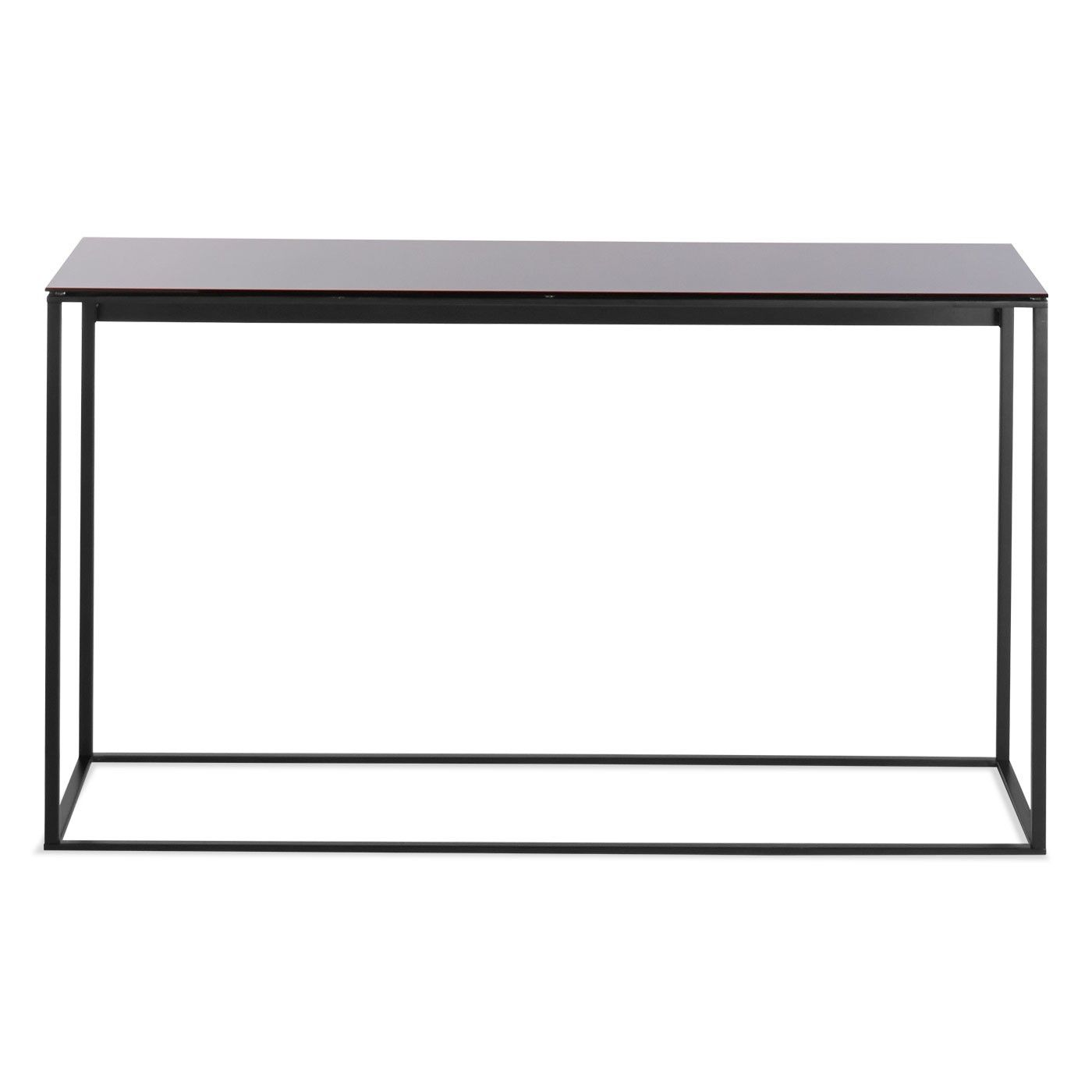 Metal Console Table With Granite Top
