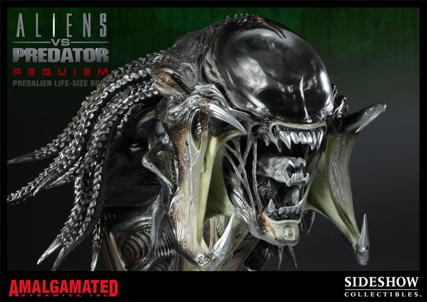 Predator Human Hybrid | PredAlien Product Photo | Alien