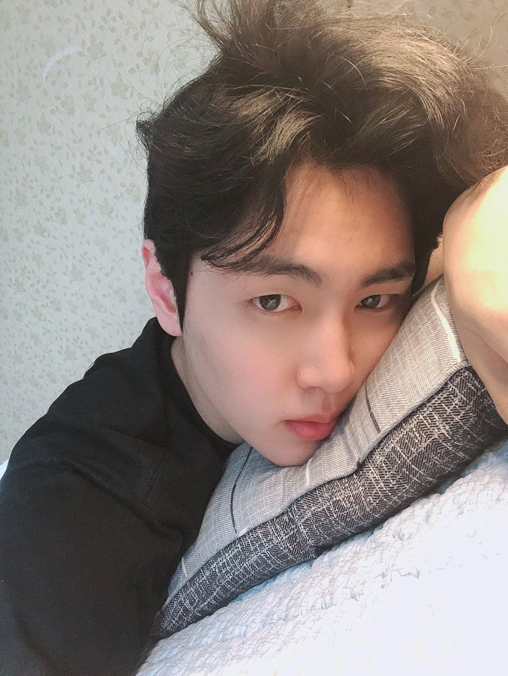 Sfnet Jaeyoon Fancafe Update Today Good Morning Jaengjji Did You Sleep Well I Feel Great Because It S Been A While Sin Sf9 Sf9 Rowoon Fnc Entertainment