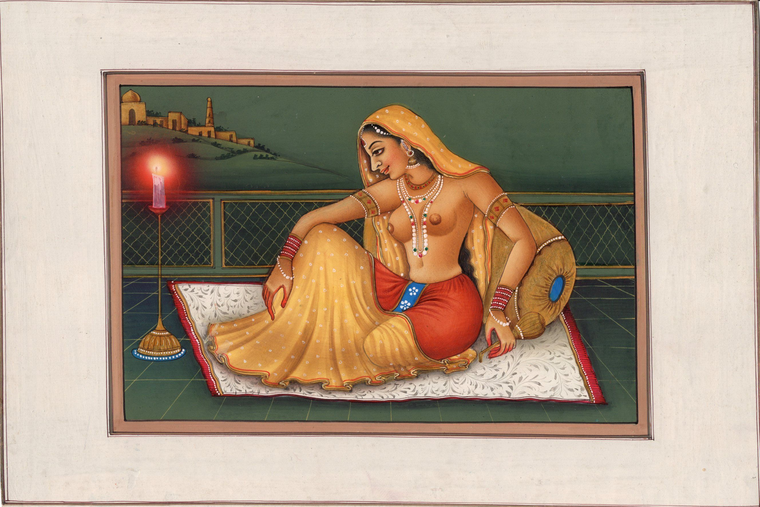Erotic imagies from india