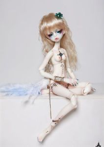 Details About 1 6 Bjd Doll Ball Jointed Doll Zora Thin Tattoo Girl