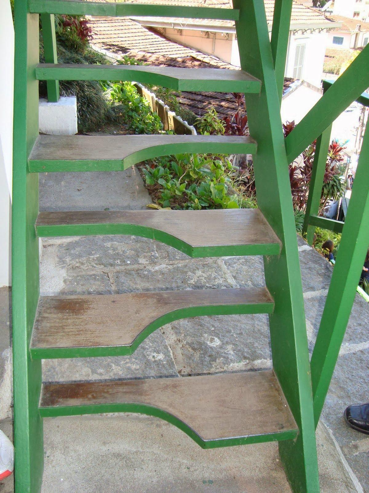 blog de decoração - Arquitrecos: Escadas para pequenos espaços e todos os gostos!