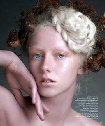 Nikoline Bredahl by Iván Aguirre for Harper's Bazaar En ...