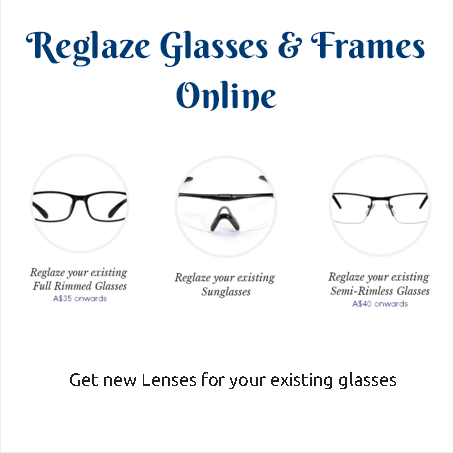 Replace your old lenses with Reglaze glasses available only at ...
