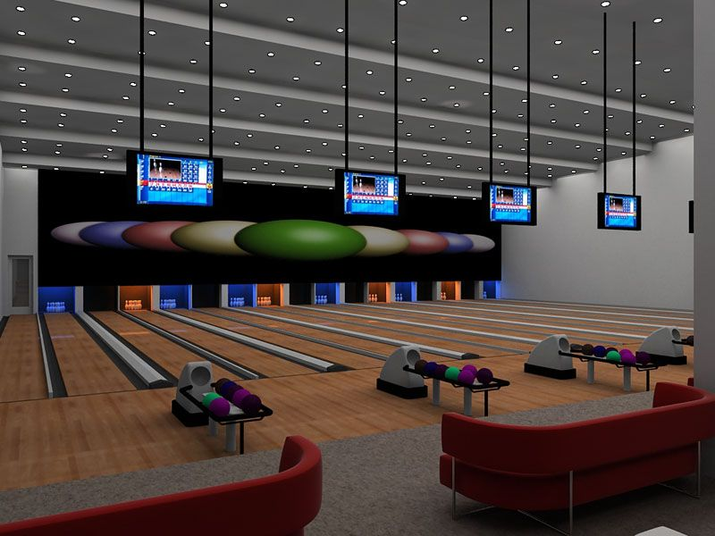 3d Gaming Zone Plan View Get High Quality 3d Modeling And