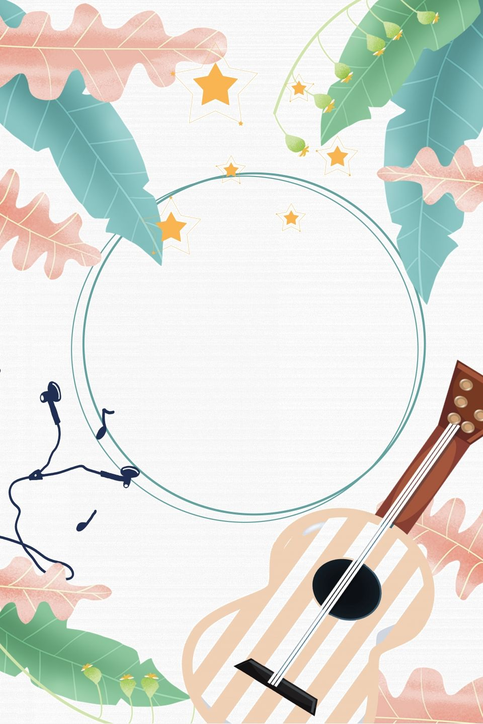 Musical Instrument World Children S Song Day Cute Background Cute Backgrounds Music Poster Design Music Border