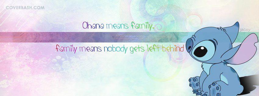 Ohana facebook timeline profile covers | Facebook Cover ...