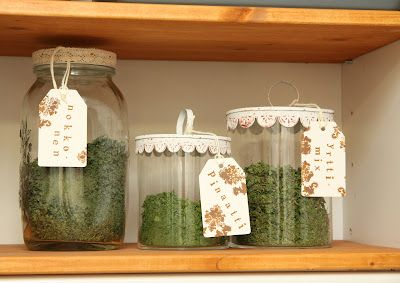 dried herbs <3