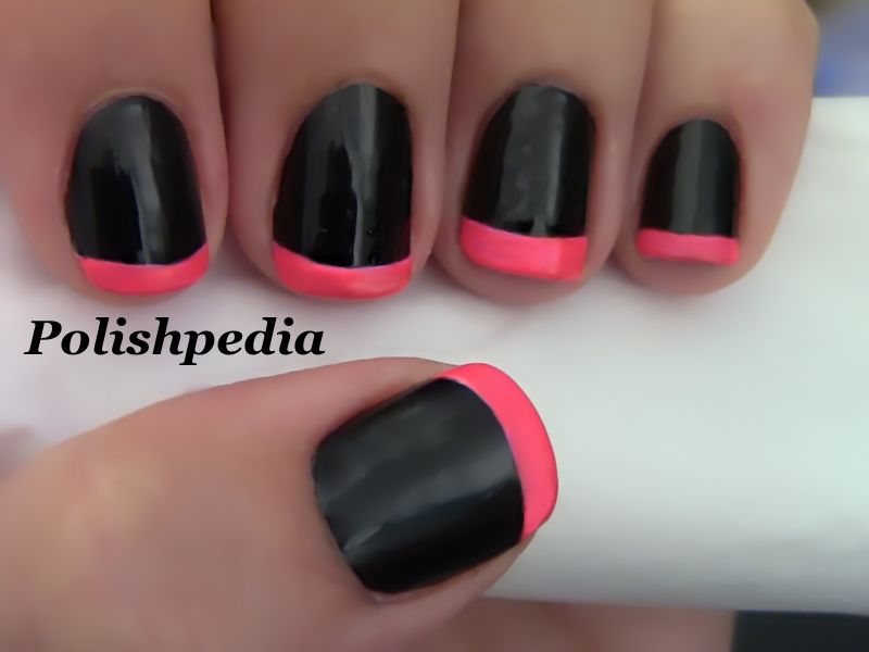 The perfect hot and flashy nail design! Watch My Video Tutorial ...