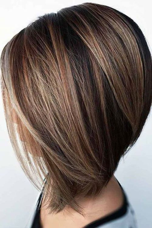20 Pics Of Best Inverted Bob Hairstyles Stacked Bob Haircut Bob Hairstyles Thick Hair Styles
