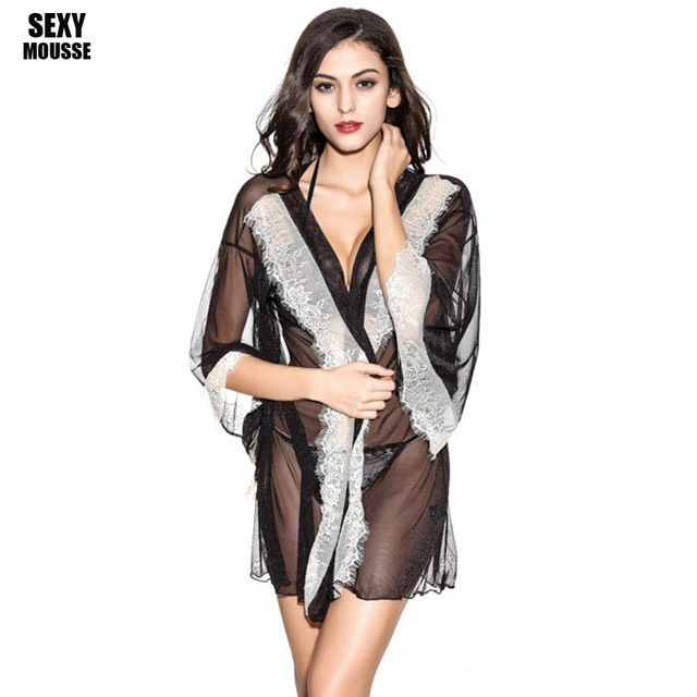 b4db76b0d74dd $16.00 & Free Shipping / Coupons 】Sexy Nightgown Pajamas Single ...