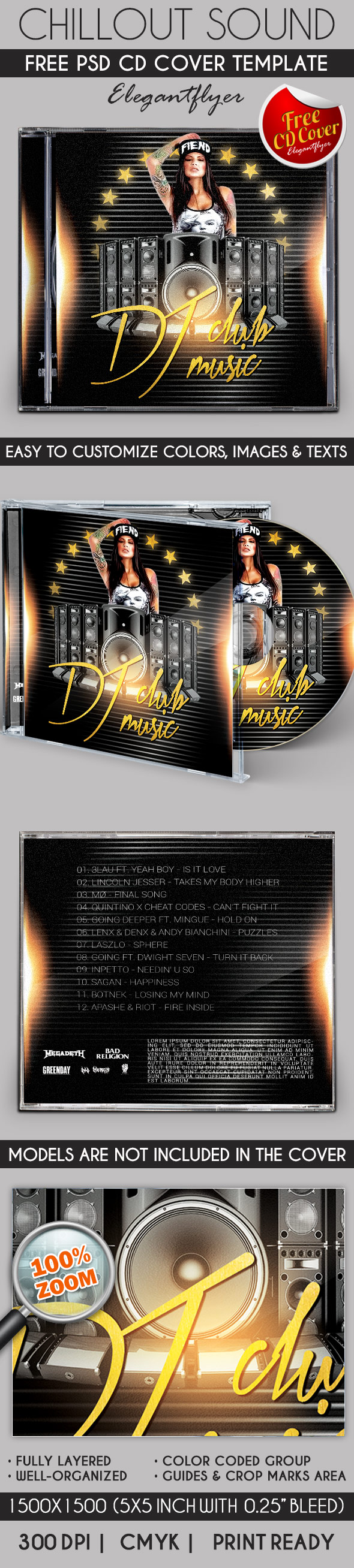 Pin Na Doske Free Cd Dvd Cover Templates