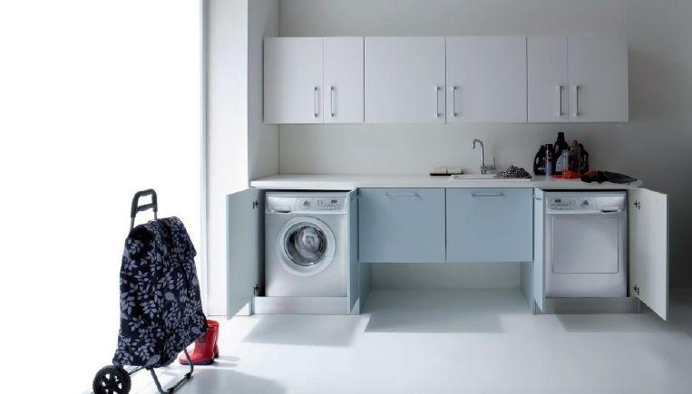 Lavanderia birex idrobox progettazione casa funzionale prodotti