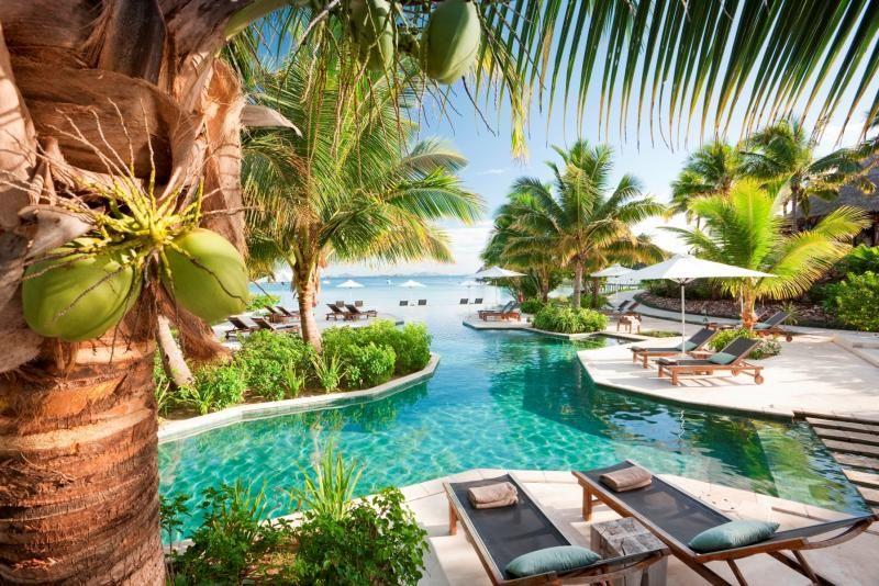 The LikuLiku Lagoon Resort #Fiji is like something out of a #dream!