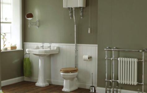 Bathroom Suites & Accessories - Frontline - Traditional Suites ...