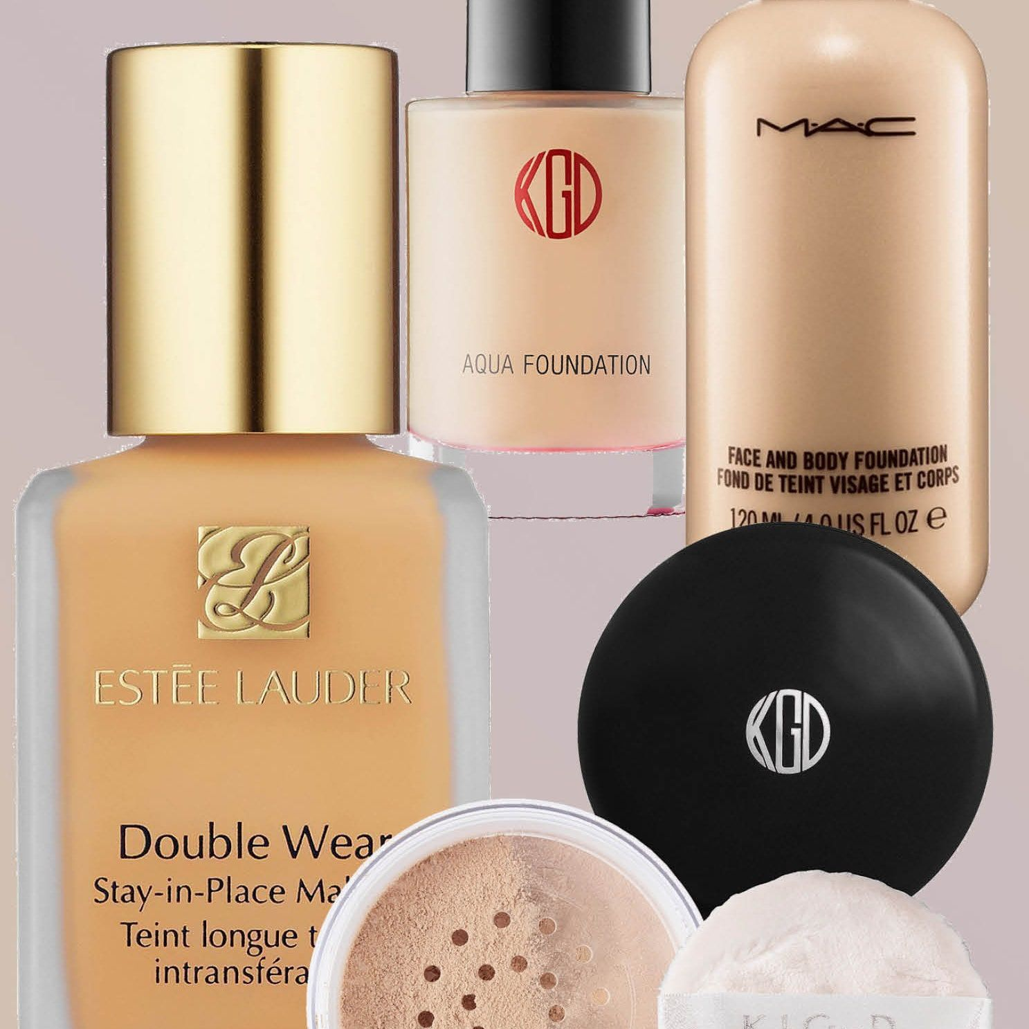 Minimize Large Pores With Foundation According To Makeup