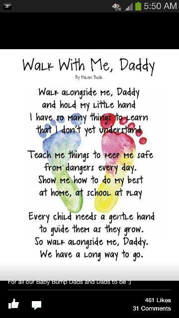 Daddy poem
