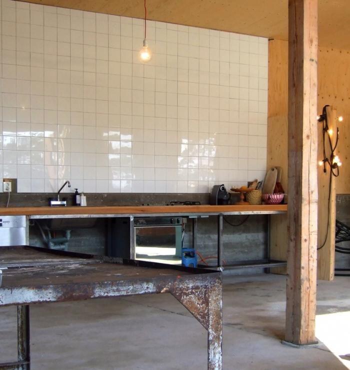Before & After: A Garage Turned Summer House In Sweden