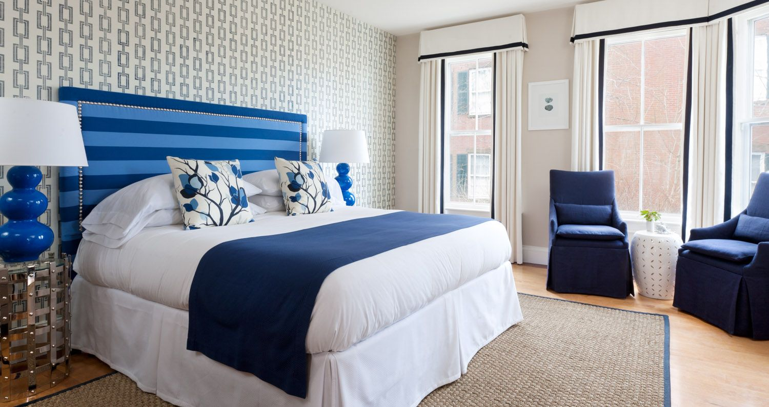 nantucket hotels :: deluxe king rooms at 76 main :: boutique hotel