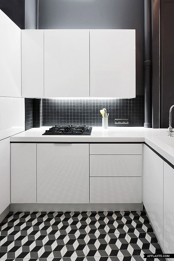 Rue Dieu Apartment in Paris Betillon Dorval-Bory | Geometric ...