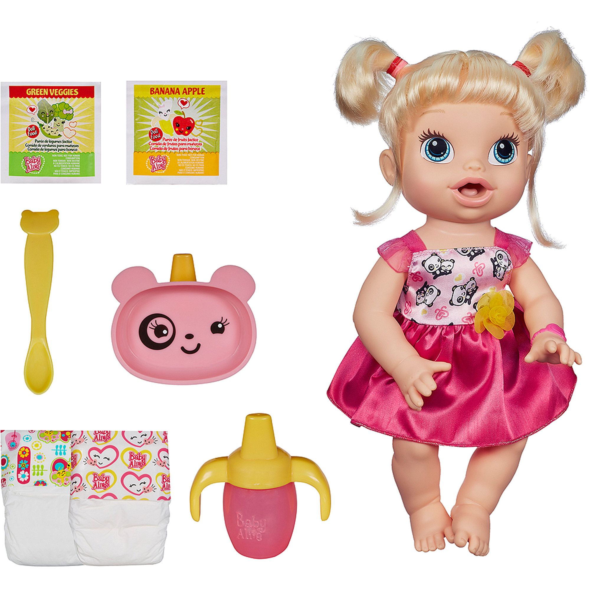 Baby Alive And All Related Characters Are Trademarks Of Hasbro
