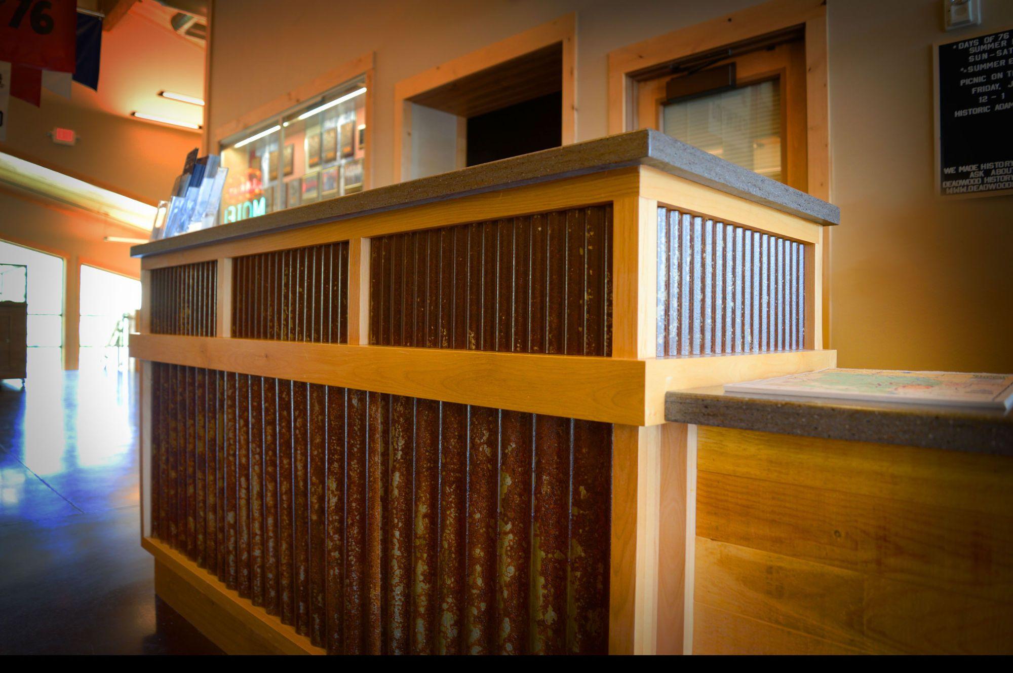 Corrugated Metal Siding For Interiors Home Design Decor Basement Design Metal Roof Panels