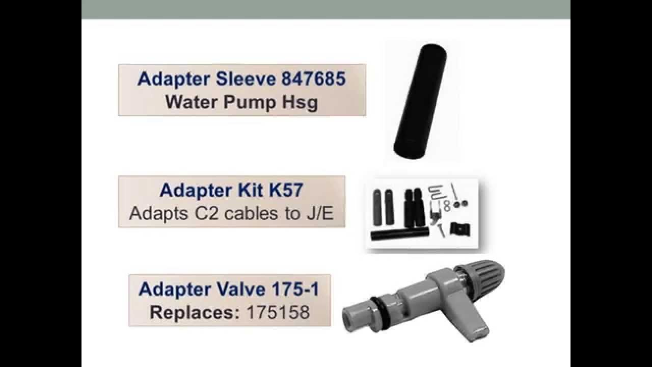 Do you need Adapters for Johnson Evinrude?