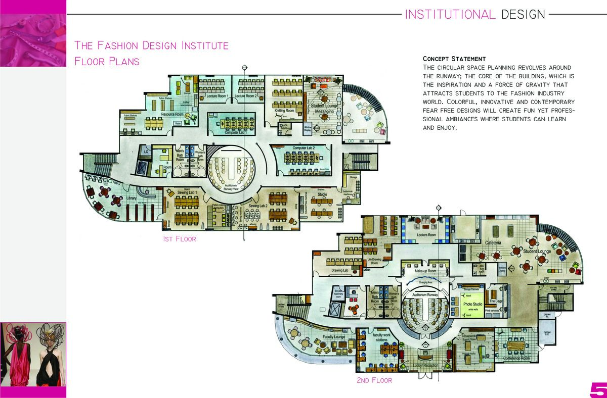 Commercial projects nicole michelen archinect for Commercial floor plan designer