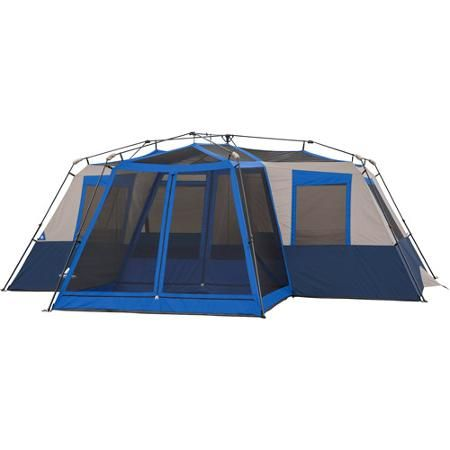 Ozark Trail 18' x 16' Instant Cabin Tent with Screen Room