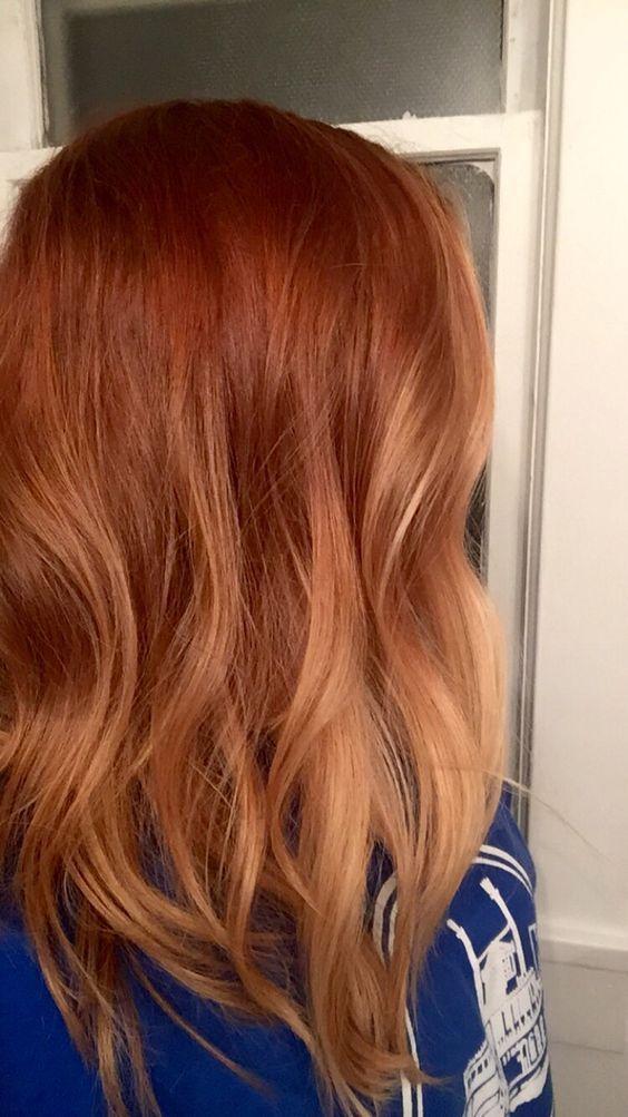 9 Ideas For Bronze Hair Color Hair Color Pinterest Bronze Hair