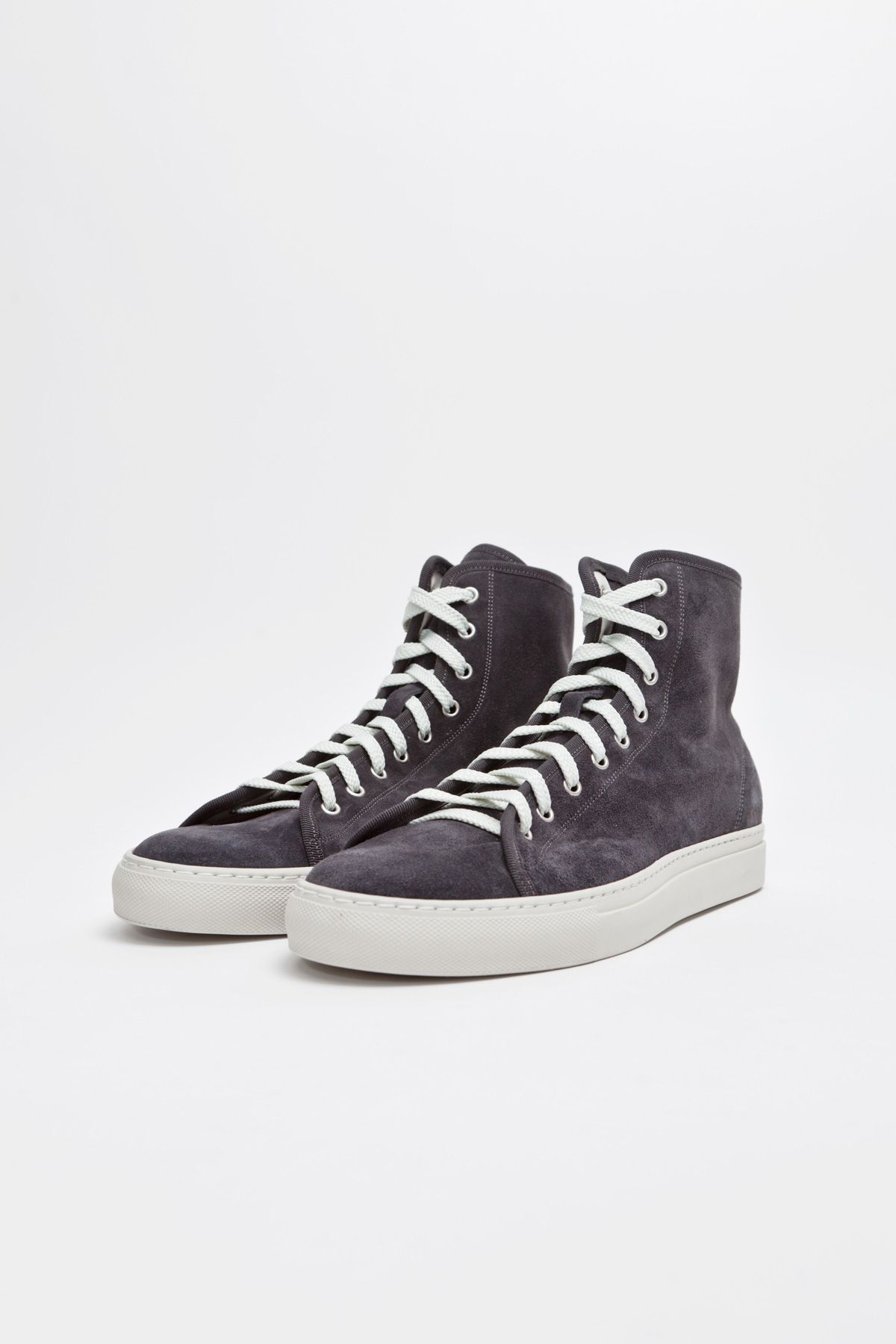 6d5b9a19a94b Common Projects - Tournament High Suede Black.