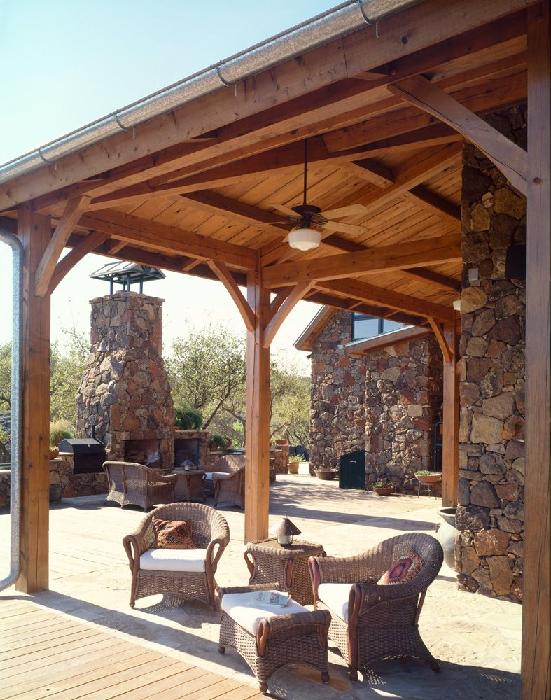 Compact Hybrid Timber Frame Home Design Photos Timber Home Living: Galleries :. Timber Trusses, Frame House Plans, Frame Homes, Post And